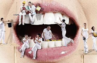 Harmful toothpaste